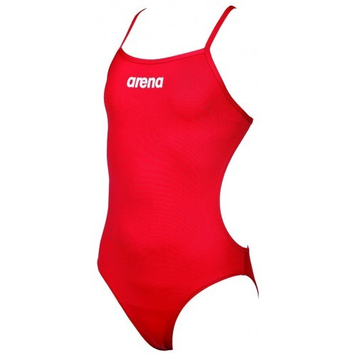 Maillot de bain fille - Solid Light Tech Junior