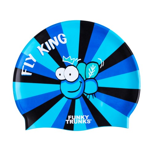 Bonnet Silicone Fly King
