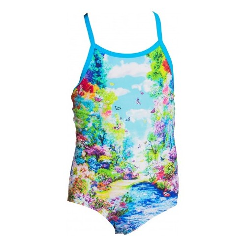 Maillot de bain petite fille - MEADOW LOVE