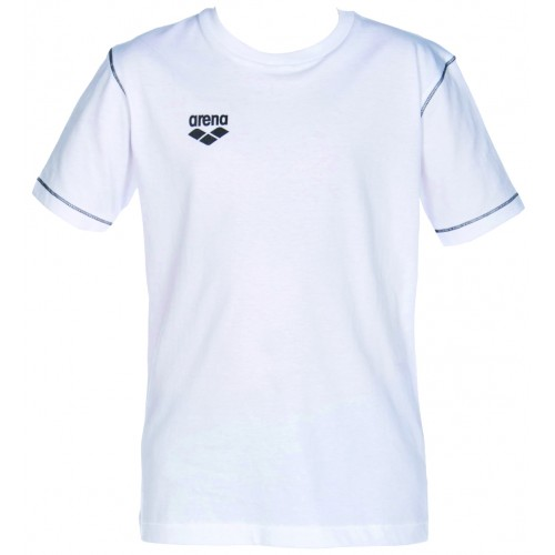 TEE SHIRT JUNIOR - Blanc