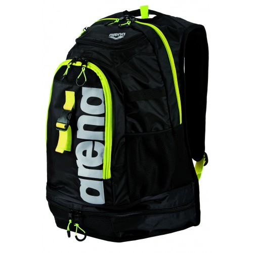 Sac à dos FASTPACK 2.1 Black Fluo Yellow