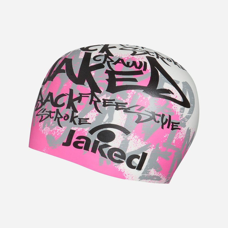 Bonnet Silicone JAKED - Tag - Rose