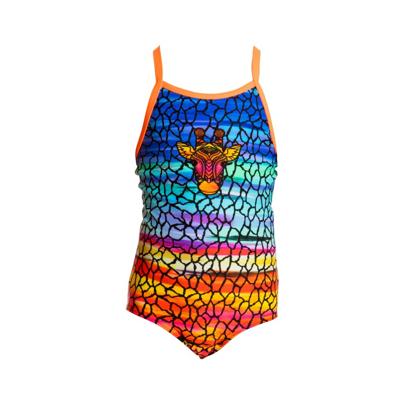 Maillot de bain fillette - SCORCHING HOT