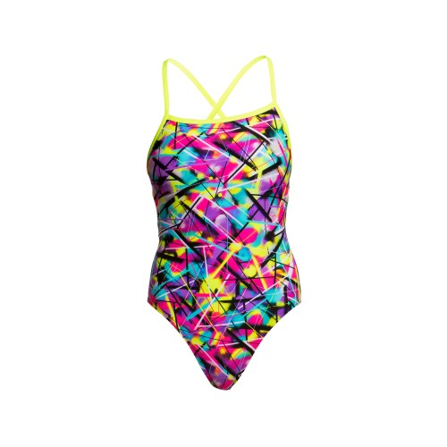 Maillot de bain femme - Double Bretelles - SPRAY ON