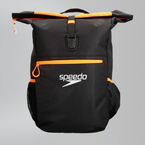 Sac à dos Team Rucksack III 30L Noir Orange