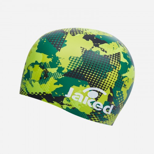 Bonnet Silicone JAKED - TEKNOCAMOU - Vert