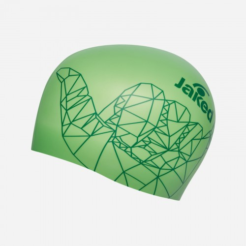 Bonnet Silicone JAKED - Yeah - Vert