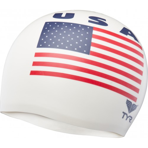 Bonnet USA Blanc