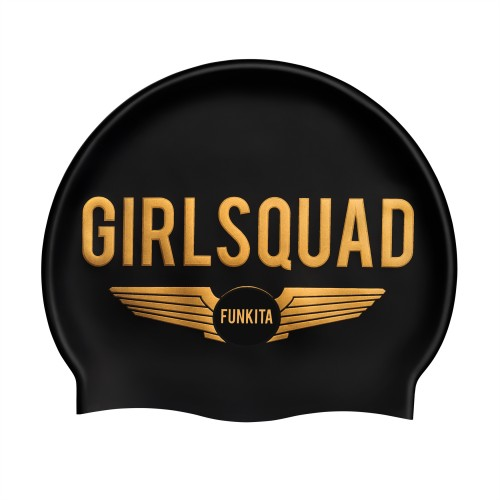 Bonnet Silicone - GIRL SQUAD