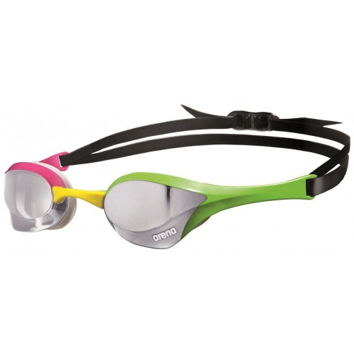 Lunettes Cobra Ultra Mirror Arena Silver Green Pink