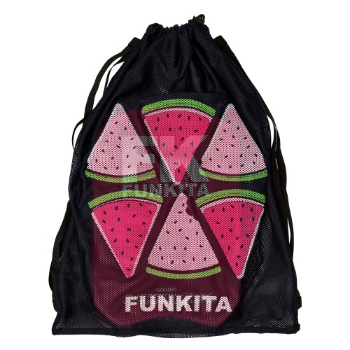 Filet Mesh Bag - Melon Crush