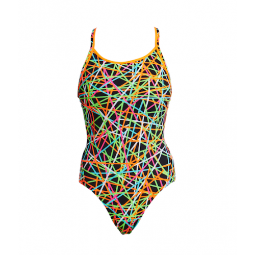 Maillot de bain fille - STRAPPED IN