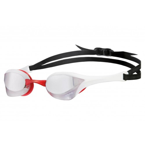 Lunettes Cobra Ultra Mirror Silver White Red