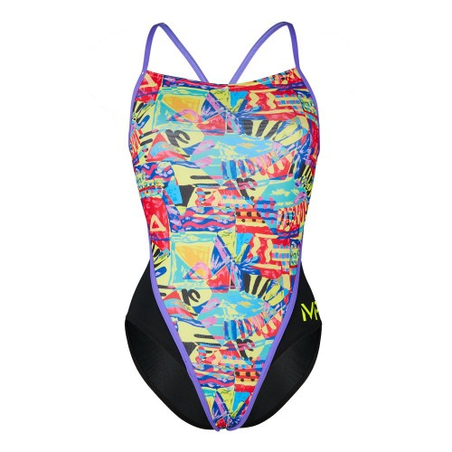 Maillot femme dos racing - Riviera
