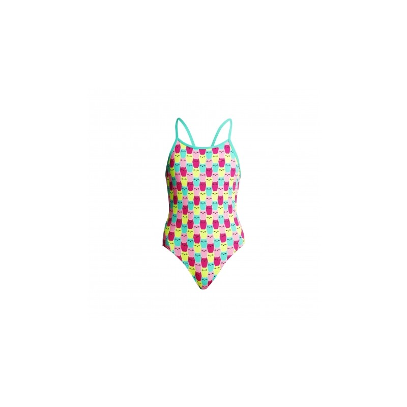 Maillot de bain fille - Minty Mittens