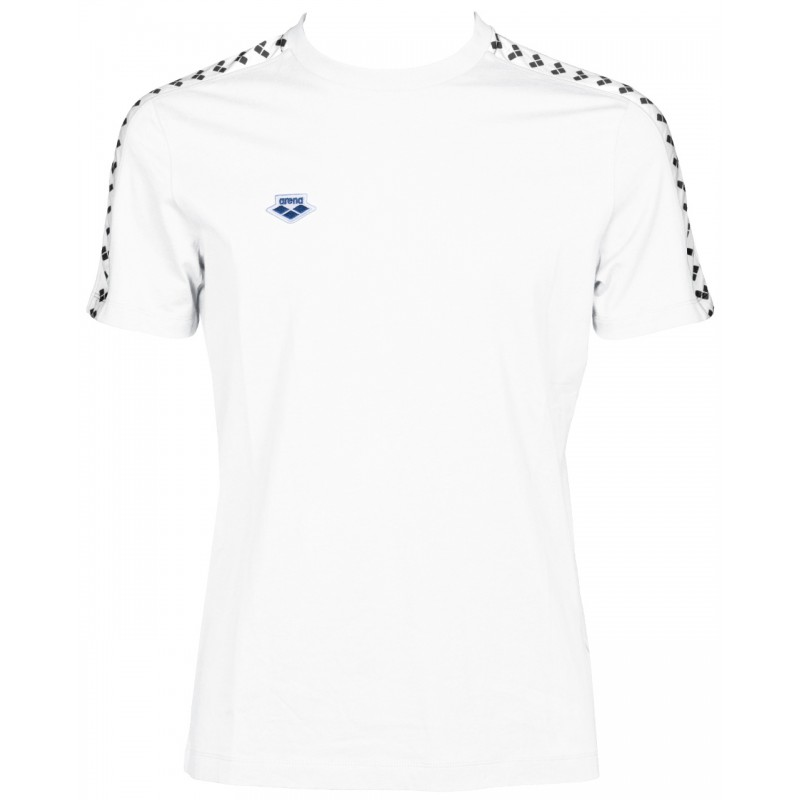 Tee Shirt Homme Team Blanc