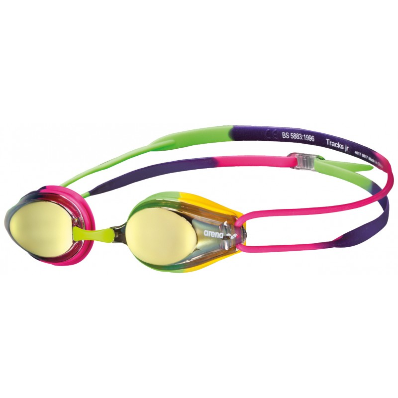 Lunettes Arena Tracks Mirror Junior