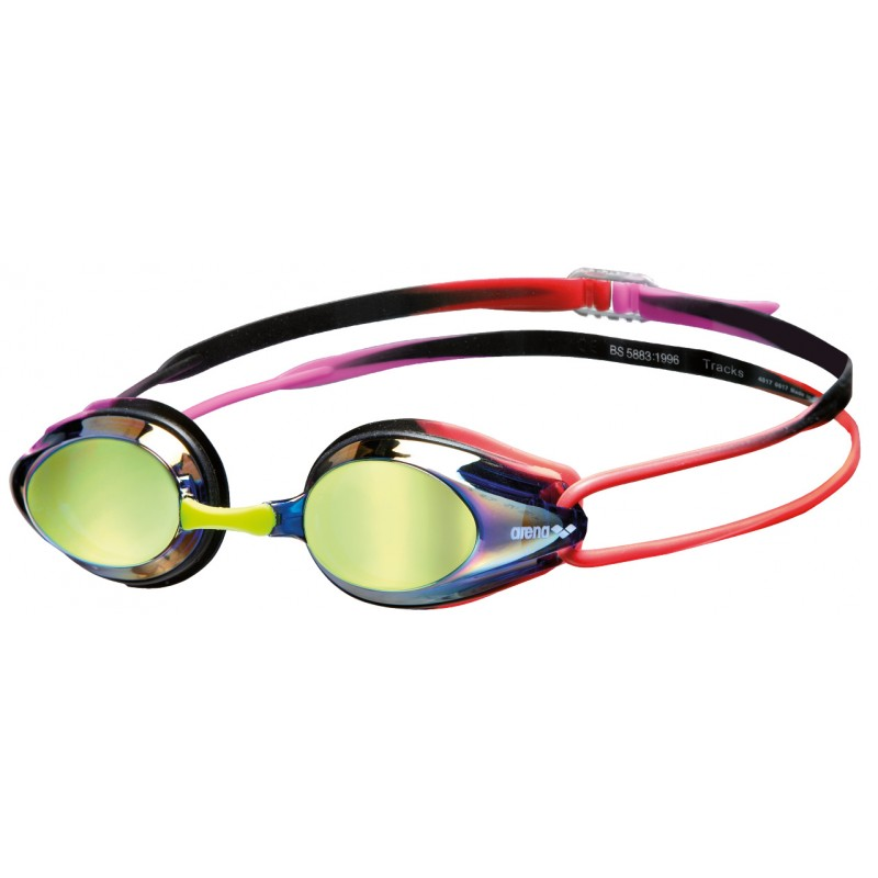 Lunettes Arena - TRACKS MIRROR violet rouge 0a5cccd44b74