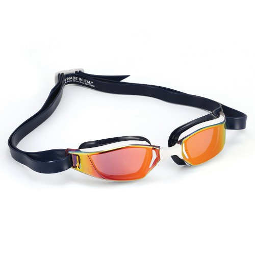 Lunettes de Natation -Xceed Mirror Red White swiiim