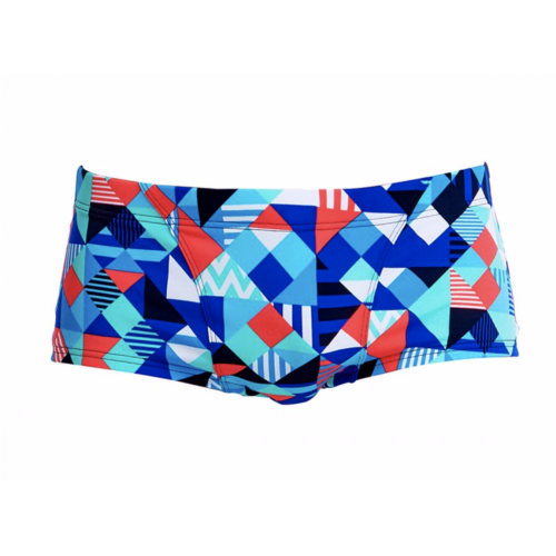 Maillot homme - Check Republic