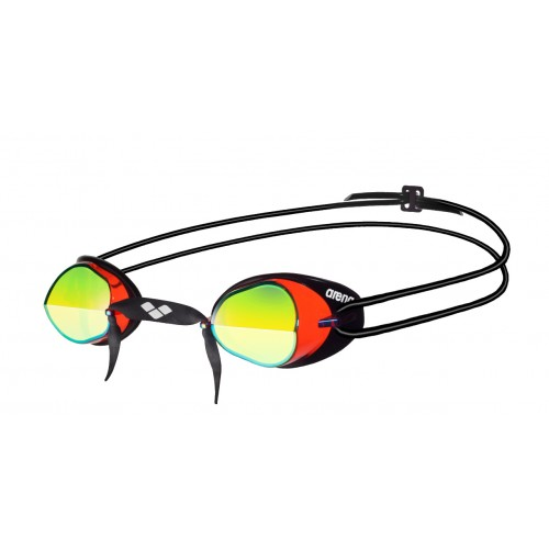 Lunettes Sweedix Mirror - Red Yellow