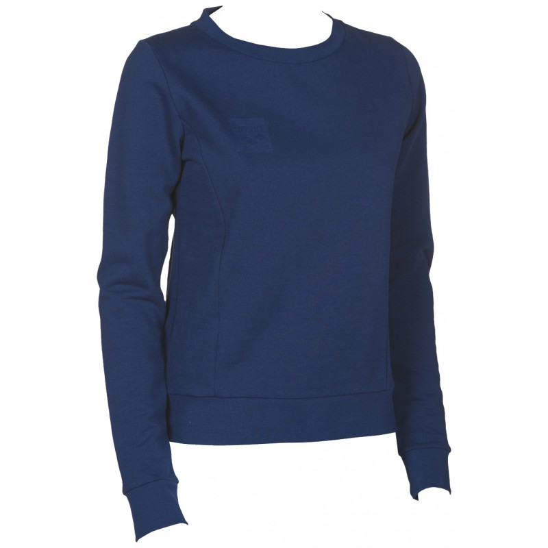 Sweat Femme Essentiel Crew Navy
