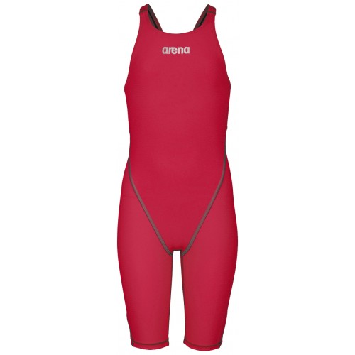 Combinaison Fille Powerskin ST 2.0 Dos Ouvert Rouge