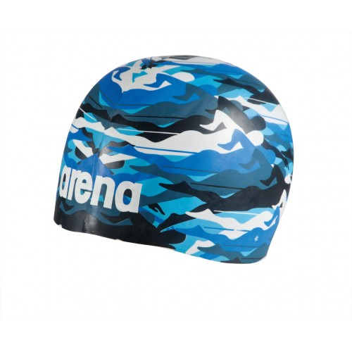Bonnet Poolish Blue Camo