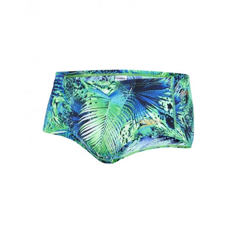 Maillot homme - JUNGLEWAVE 14CM