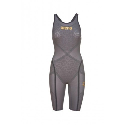 Combinaison Femme Carbon Ultra Dos Fermé Dark Grey Gold