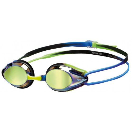 Lunettes - TRACKS MIRROR - Blue blue green
