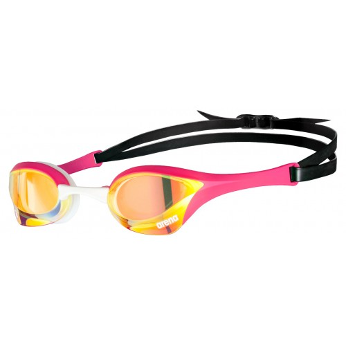 Cobra Ultra Mirror Swipe Yellow Copper PINK Indoor