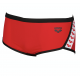 Maillot de bain homme Team Stripe Red Black