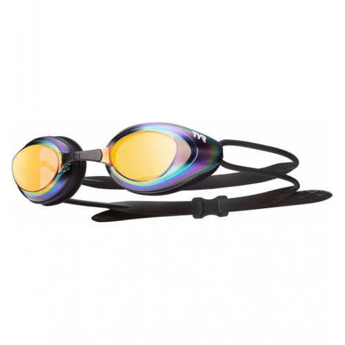 Lunettes Black Hawk Mirroir - Gold Metal