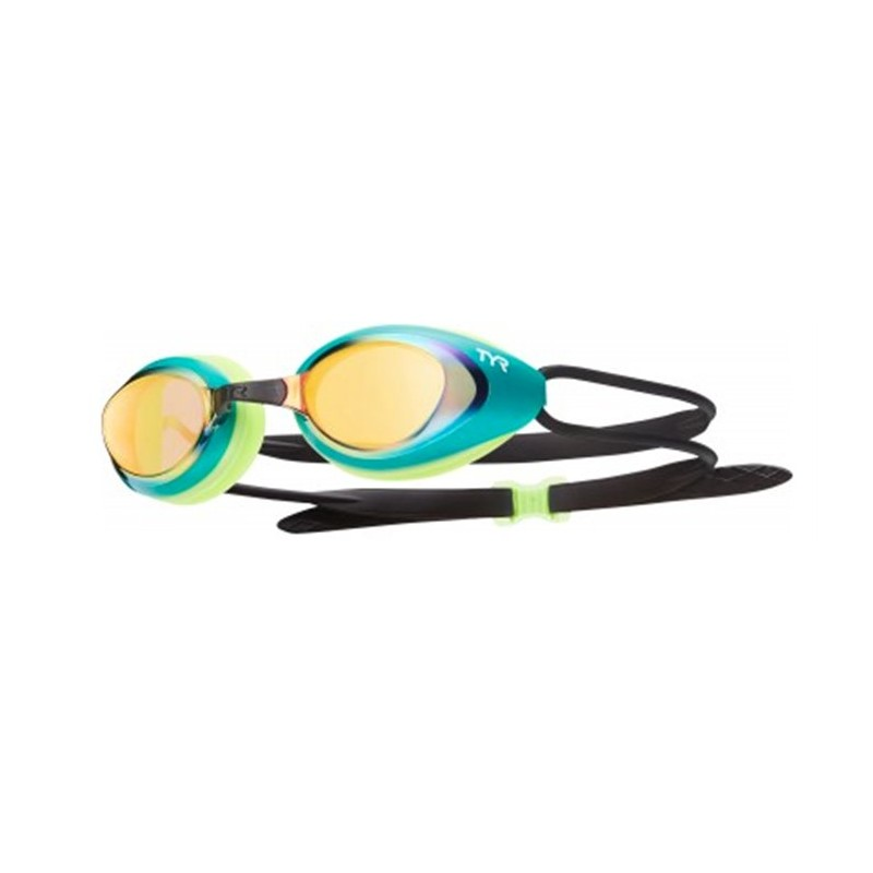 Lunettes Black Hawk Mirroir - Gold GREEN