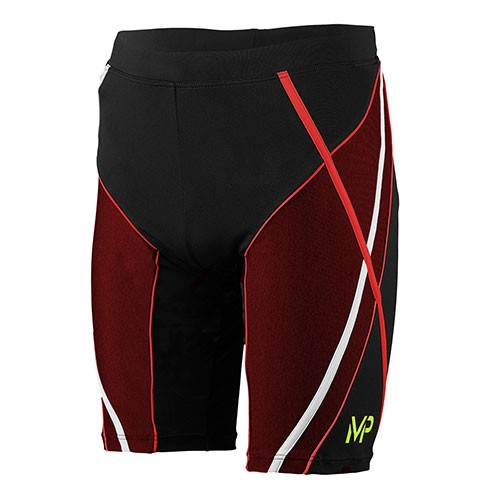 Jammer Homme - Fast MP - BLACK RED