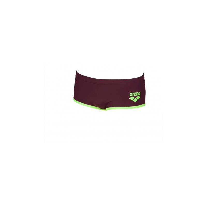 Maillot de bain homme One Biglogo Red Wine