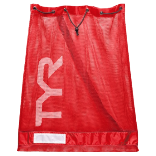 Filet Mesh Bag Rouge