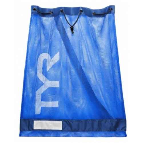 Filet Mesh Bag Bleu