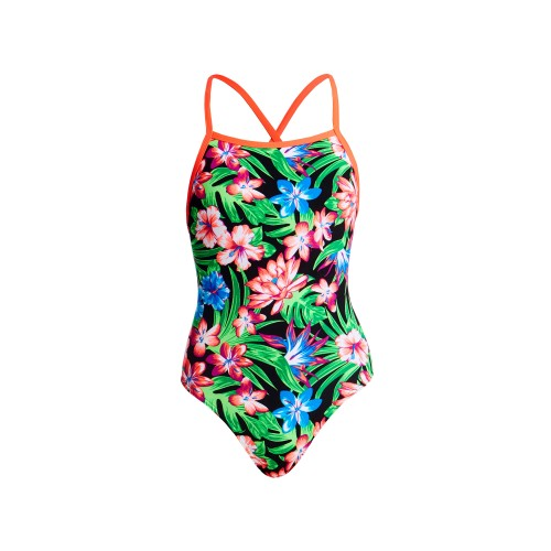 Maillot de bain fille - TROPIC ROCKET - Noeud dans le dos (copie)