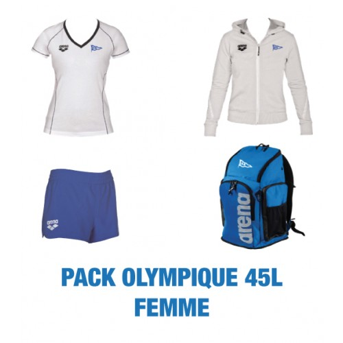Pack Bayonne OLYMPIQUE 45 FEMME