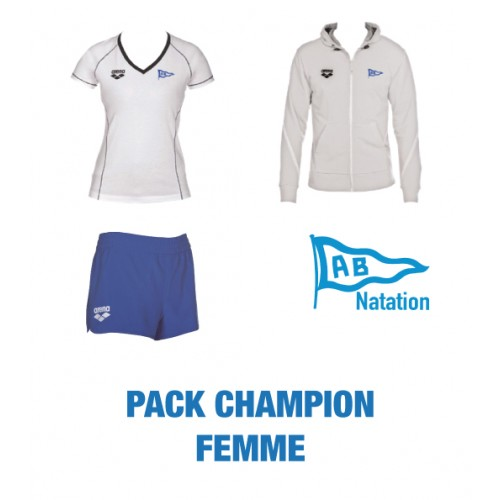 Pack Bayonne CHAMPION FEMME