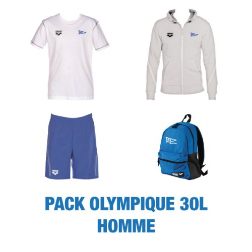 Pack Bayonne OLYMPIQUE 30 HOMME