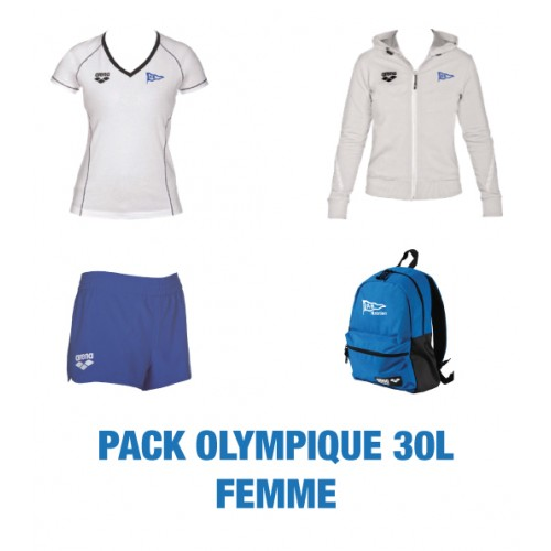 Pack Bayonne OLYMPIQUE 30 FEMME