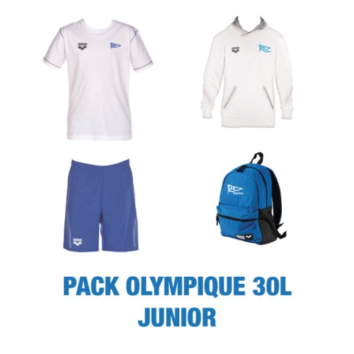 Pack Bayonne OLYMPIQUE 30 JUNIOR