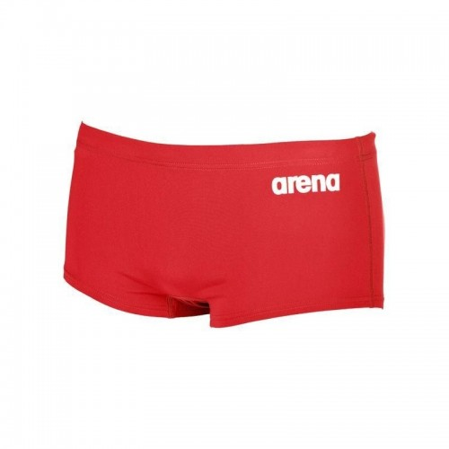 Maillot de bain homme - Solid squared red