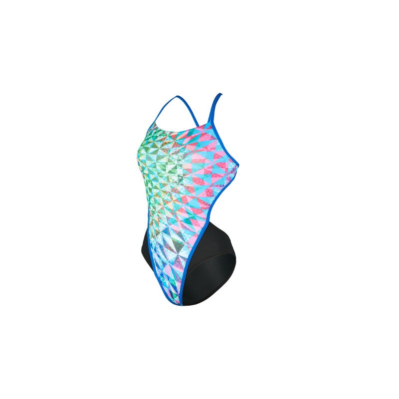 Maillot femme dos ouvert - Chrystal