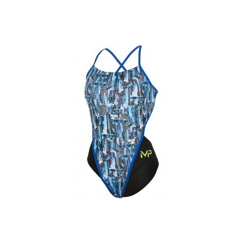 Maillot femme dos ouvert - City
