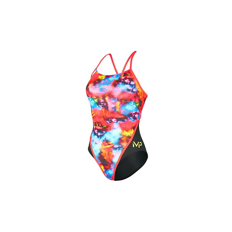 Maillot femme dos racing - Chrystal
