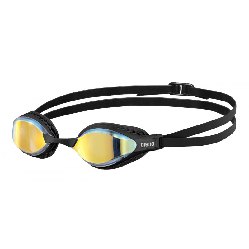 LUNETTES AIR-SPEED MIRROR Yellow-copper black